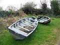 Fishing boats, Lough Corrib - geograph.org.uk - 1251700.jpg