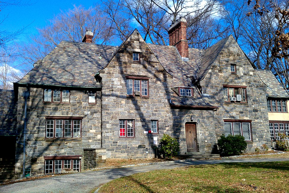 Fitzgerald-Ginsberg Mansion in Flushing, Queens