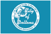 Flag of Deltona, Florida