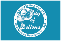 Flag of Deltona, Florida.png