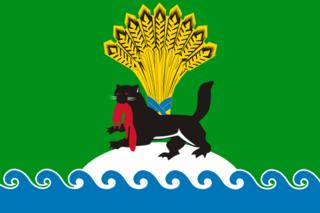 Флаг Иркутского района