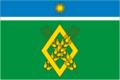Flag of Kharkovskoe (Krasnodar krai).png