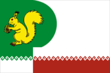 Flag of Morkinsky rayon (Mari El).png