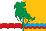 Flag of Omsky District.png