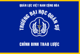 Flag of South Vietnamese Command and General Staff College.png