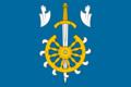 Flag of Sozonovskoe (Tyumen oblast).png