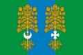 Flag of Vagaysky rayon (Tyumen oblast).png