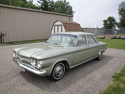 Chevrolet Corvair (1960–1964)