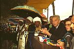 Flickr - Government Press Office (GPO) - Pres. Ezer Weizman greeting Ethiopian Jews.jpg