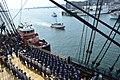 Flickr - Official U.S. Navy Imagery - USS Constitution transits Boston Harbor..jpg