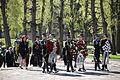 Flickr - Saeima - Svinīgā vainagu nolikšanas ceremonija Rīgas Brāļu kapos (6).jpg