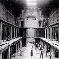 Flickr - USCapitol - @librarycongress moved out of Capitol ^onthisday 1897. Pic, the abandoned space before reconstruction into 3 floors..jpg