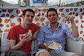 Flickr - Wikimedia Israel - Wikimania 2011 - Beach party (140).jpg