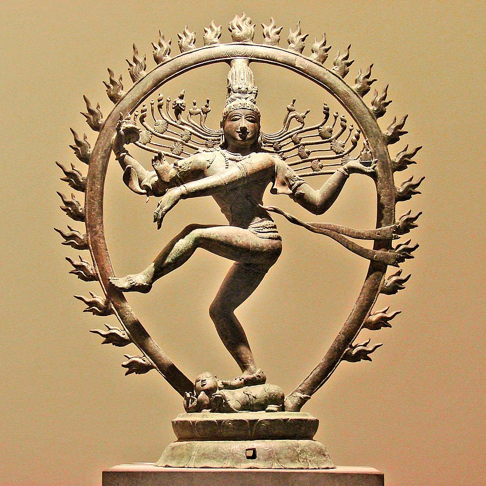 Flickr - dalbera - Shiva Natarâdja, Seigneur de la Danse (musée Guimet)