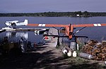 Floatplanes at Nimpo Lake, 1981.jpg