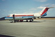 Fokker F-28-1000 Fellowship, Quebecair AN0048692.jpg