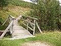 Footbridge at Lochranza - geograph.org.uk - 1054295.jpg