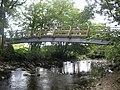 Footbridge over River Wenning - geograph.org.uk - 566182.jpg
