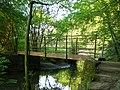 Footbridge over the Dowles Brook - geograph.org.uk - 1352258.jpg