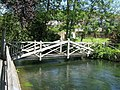Footbridge over the River Itchen - geograph.org.uk - 1338824.jpg