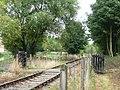 Footpath across the railway line - geograph.org.uk - 2586728.jpg