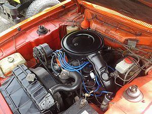 Ford Essex V6 engine (UK) - Image: Ford Essex V6
