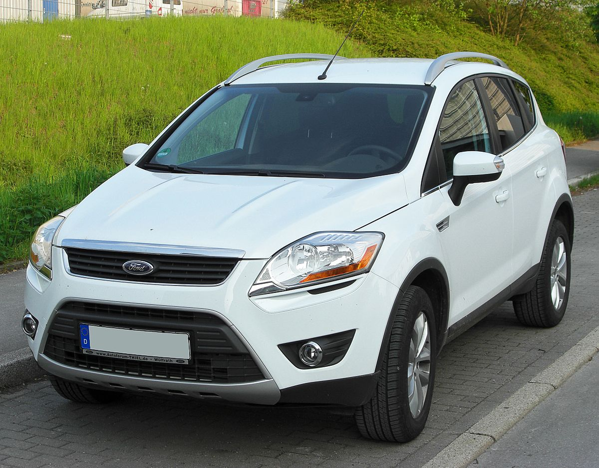 Ford Kuga Wikipedia Den Frie Encyklop 230 Di