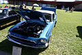 Ford Shelby Mustang 1968 GT500 Convertible AboveLFront Lake Mirror Cassic 16Oct2010 (14874788954).jpg