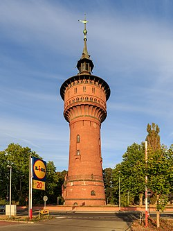 Watertower in Forst