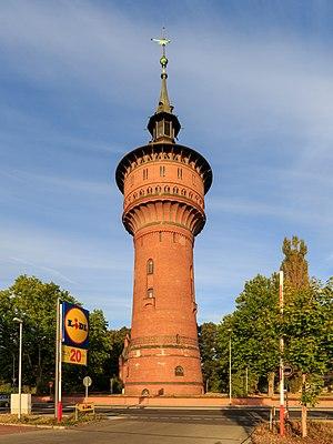 Forst (Lausitz) - Watertower in Forst