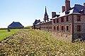 Fortress Lousbourg DSC02306 - King's Bastion (8176235323).jpg