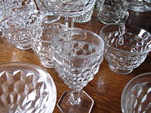 Antique Etched Wine Glasses