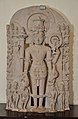 Four-armed Vishnu - Circa 10-11th Century CE - Rataul - ACCN 88-11 - Government Museum - Mathura 2013-02-23 5179.JPG