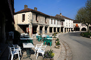 Fourcès Commune in Occitanie, France