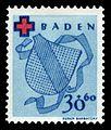 Fr. Zone Baden 1949 44A Rotes Kreuz.jpg