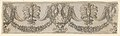 Fragment of a horizontal frieze with female bust in the center, garlands, anthemia, cut from a plate of border segments MET DP833950.jpg