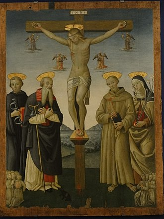 Treasure Museum of the Basilica of Saint Francis in Assisi - Image: Frama Ass SC036