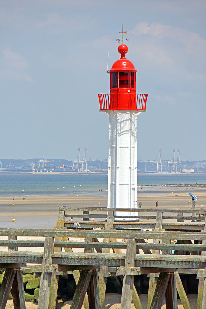 Trouville Sur Mer France  city pictures gallery : France 000648 Trouville sur Mer Lighthouse 14974319831 ...