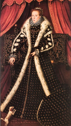 Frances Sidney, Countess of Sussex - The Countess of Sussex c. 1570-75