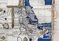 Francesco Berlinghieri, Geographia, incunabolo per niccolò di lorenzo, firenze 1482, 25 africa 04 golfo persico.jpg
