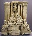 Francesco aprile, modello per un monumento, 1681-83.JPG