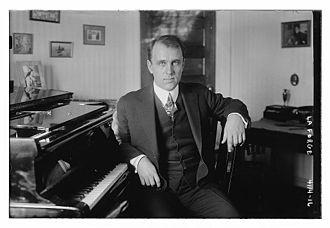 Frank La Forge - La Forge in 1916