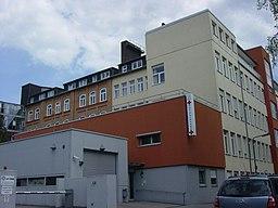 Grempstraße in Frankfurt am Main