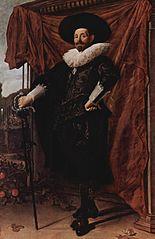 Portrait de Willem van Heythuysen (1585-1650)