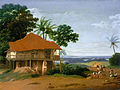 Frans Post - Brazilian Landscape with a Workers House.jpg