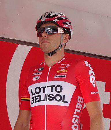 Frasnes-lez-Anvaing - Tour de Wallonie, étape 1, 26 juillet 2014, départ (B095).JPG