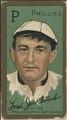 Fred Jacklitsch, Philadelphia Phillies, baseball card portrait LCCN2008677392.tif