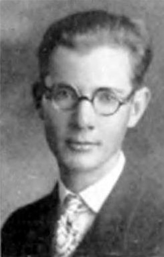 Fred Lawrence Whipple - Whipple in 1927