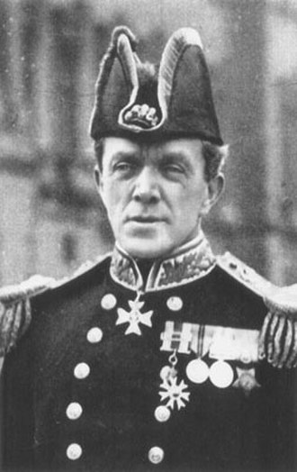 Doveton Sturdee - Sturdee as vice admiral after the Battle of the Falkland Islands