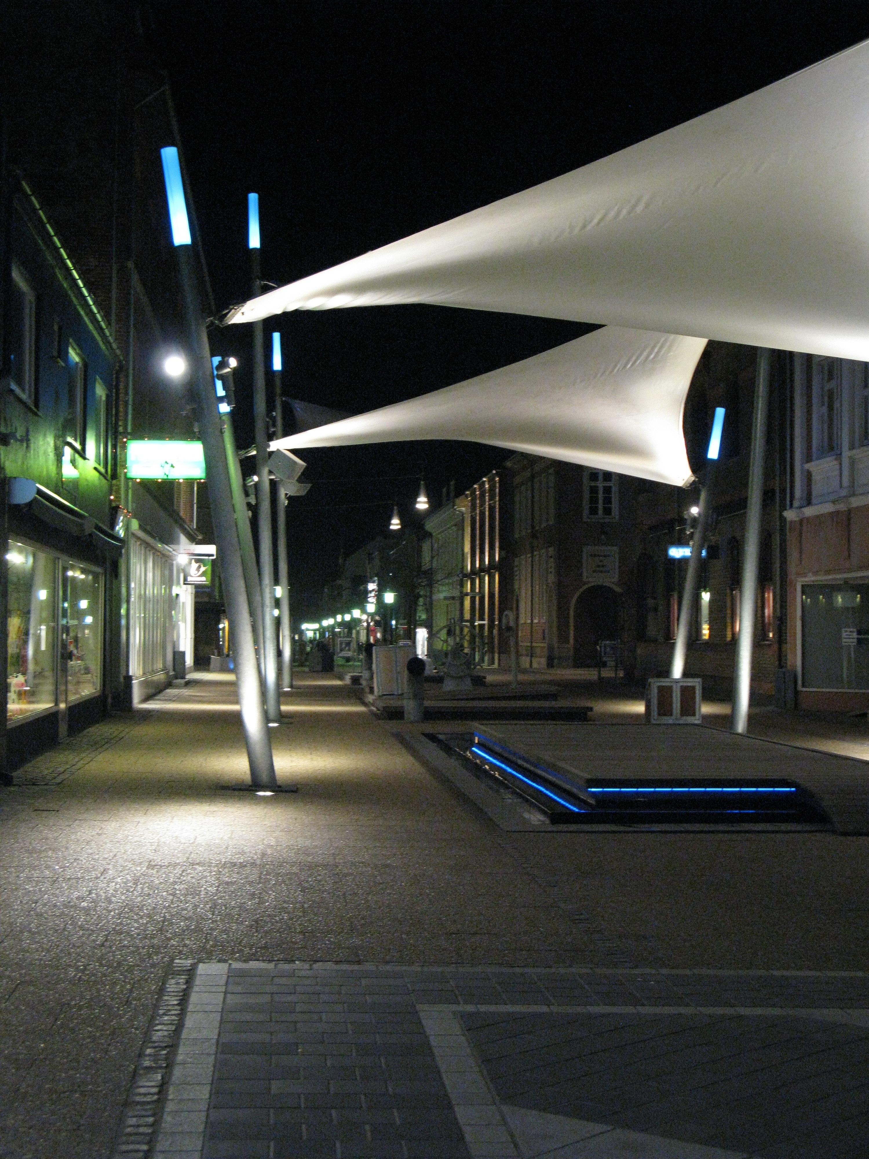 open by night frederikshavn